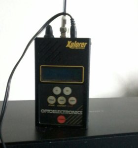 Тестовый приемник Optoelectronics Xplorer