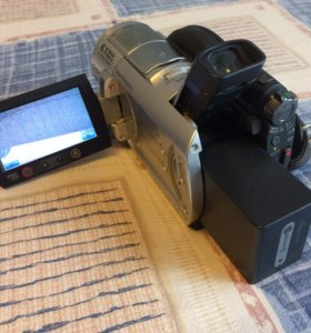 Видеокамера sony handycam dcr-dvd508