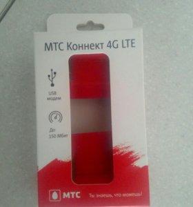 Usb-модем МТС 4G LTE