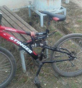 Скоростной велосипеде stinger
