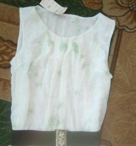 Новое,летнее платье 44 р-р