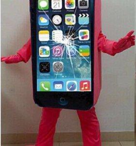 Ростовая кукла костюм iPhone
