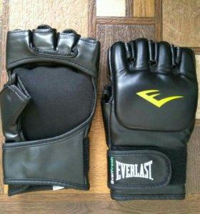 Перчатки MMA EVERLAST Martial Arts Grappling, L/XL