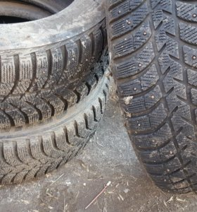 Шины зимние 205/55 r16 bridgestone ice cruiser
