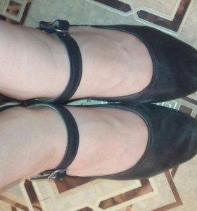 Народные туфли!
