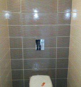 Ванна туалет под ключ
