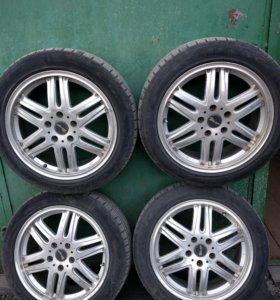 Колеса Toyota 215/50 R17 7J 5x114,3 +48
