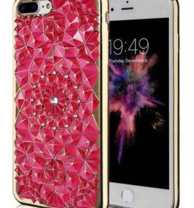 Силиконовый чехол на iPhone 6 7