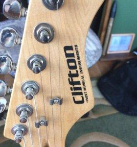 Электро гитара Clifton. 6 струн.