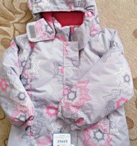 Куртка 92+ Лесси Lessi для девочки 2-3 года