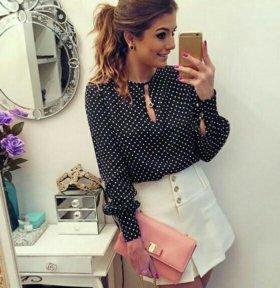 Блуза (новая) 46-48р-р