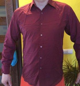 Рубашка мужская Mixers. 181217