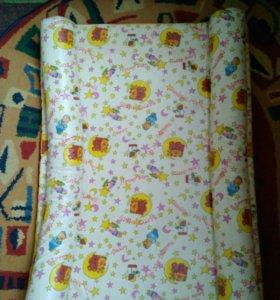 Пеленальный коврик