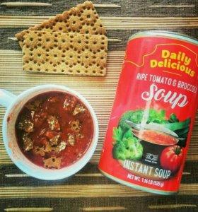 Супы Daily Delicious