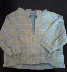 Куртка.Размер 62-68