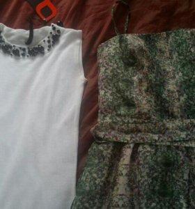Новые сарафан и платья