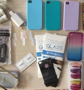 Аксессуары для iPhone 4, 4s