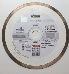 Алмазные диски по керамограниту, мрамору, граниту