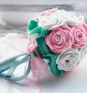 Букет для невесты. Букет на фотосессию