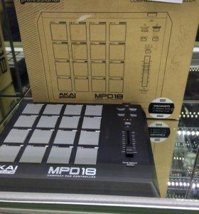 Контроллер AKAI PRO MRO 18
