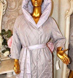Пальто новое шуба норковая жилет из песца куртка
