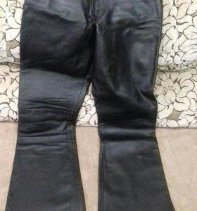 Кожанные штаны
