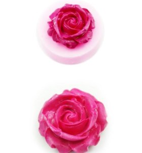 Силиконовая форма роза