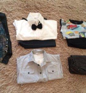 Пакет одежды 92-98см