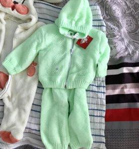 Детский комбинезон и костюм