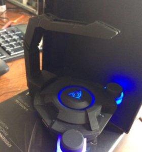 USB HUB +Держатель провода Мышки