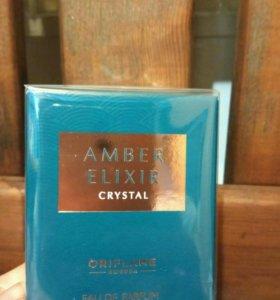 Парфюмерная вода Amber Elixir Crystal, 50мл