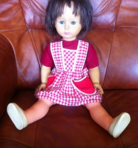 Кукла Ratti Италия 1960 гг