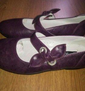 Новые туфли ,23.5см