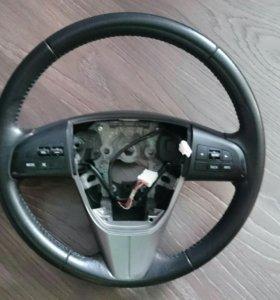 Рулевое колесо Мазда 3 BL