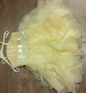 Платье 5-6-7 лет