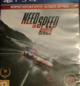 Ps4 need for speed:rivals