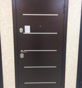 Двери БУЛЬДОРС -стальные, сторожевые двери