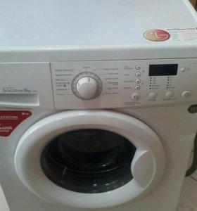 Стиральная машина LG 6кг