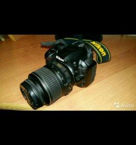 Фотоаппарат D3100 18-55 VR kit