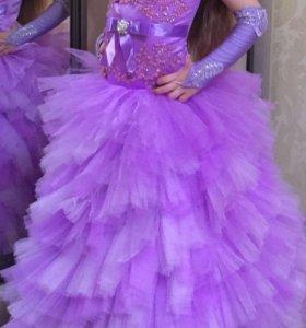 Праздничное платье для выпускного