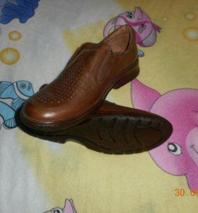 Туфли мужские, новые, Белобувь