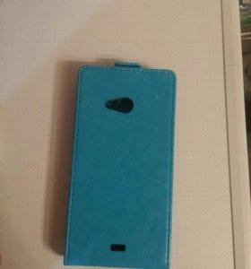Чехол flip-case Lumia 540