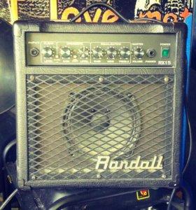 """Продам комбик """"Randall RX15"""" для гитары."""