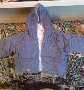 Детская курточка-кофта M&S