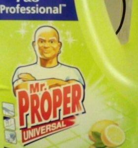 Mr.PROPER лимон 5л.Универальный