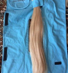 Волосы на заколках hairshop, 50- 55 см
