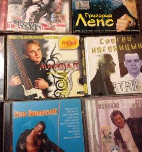 Продам хорошие диски MP3