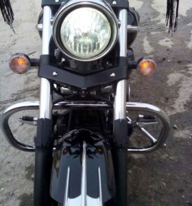 мотоцикл, чопер