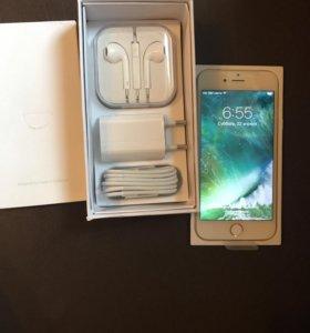 iPhone 6 16gb новый!