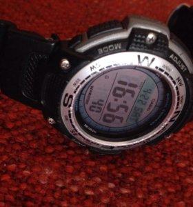 Casio salarms world time SGW-100